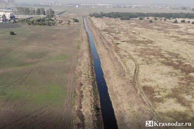Балка реки Осечки